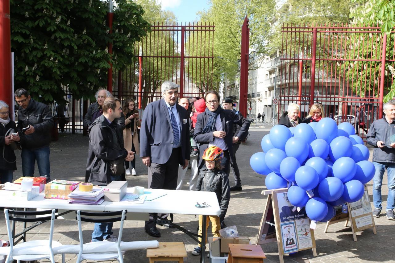 "Opération ""les Ballons du 25 avril 2017"""