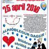 Balloons against PAS in Iceland, pour Laura et autres victimes là-bas