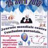 Opération Les Ballons du 25 avril 2018 - version française