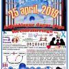 """""""LES BALLONS DU 25 AVRIL 2019"""" Affiche en islandais"""