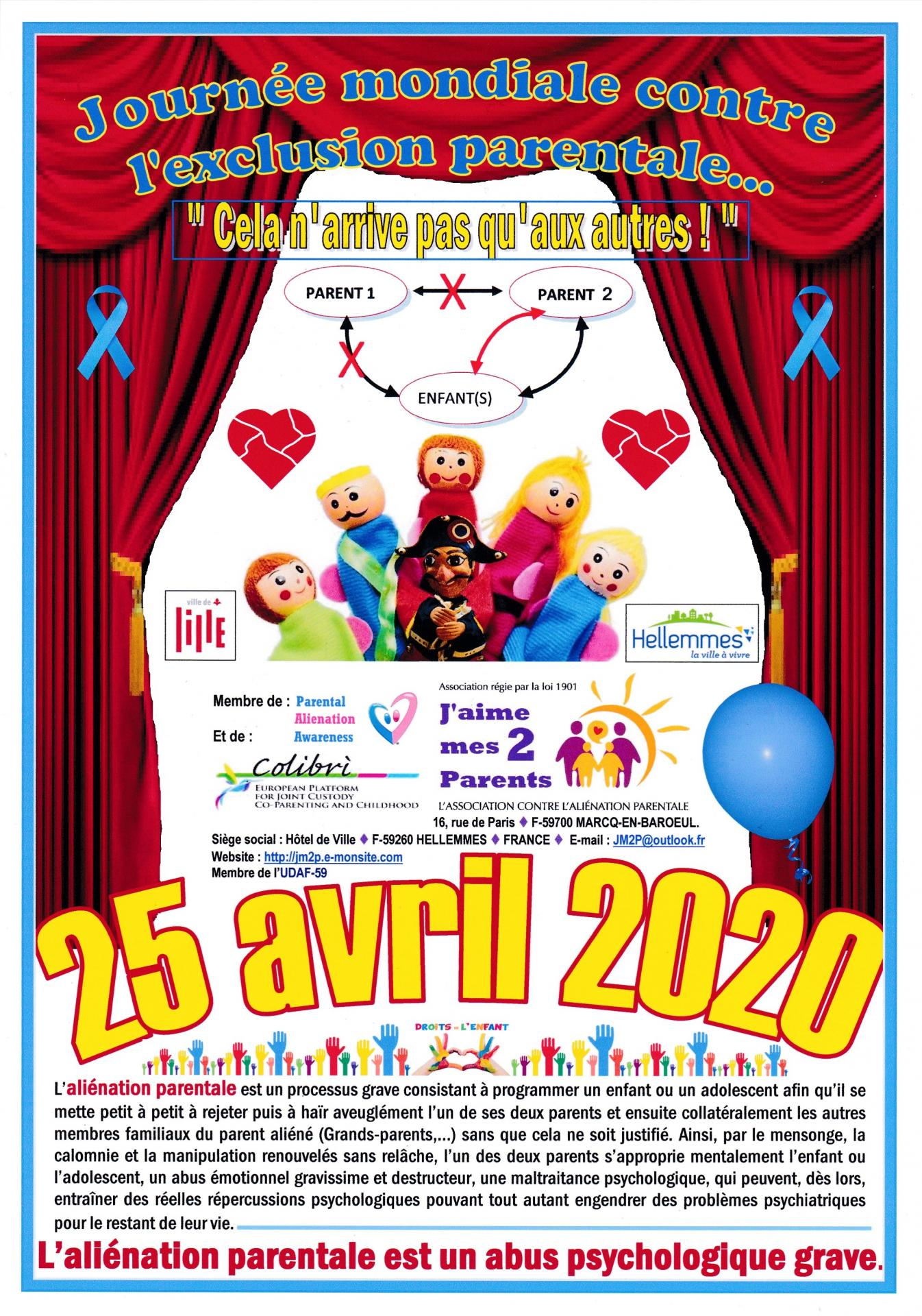 Affiche 25 avril 2020