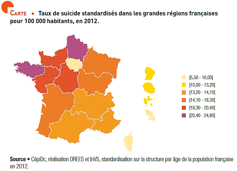 Capture taux de suicide en france