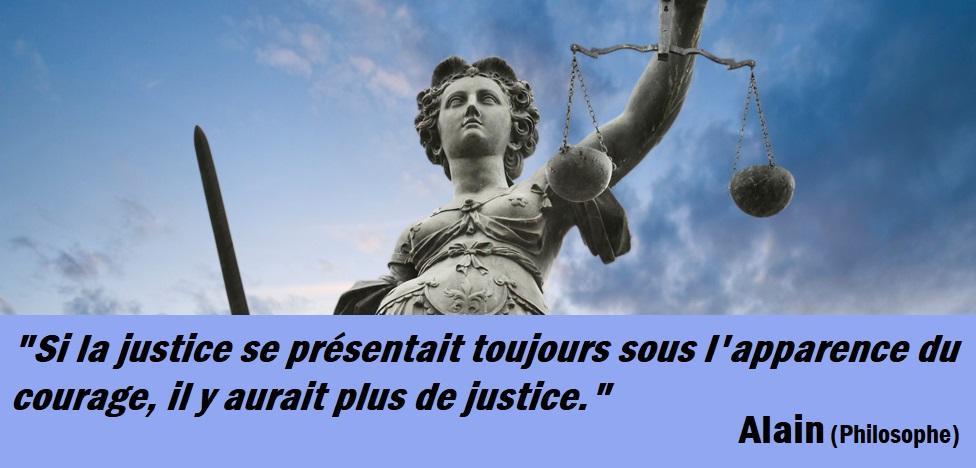 Justice bis